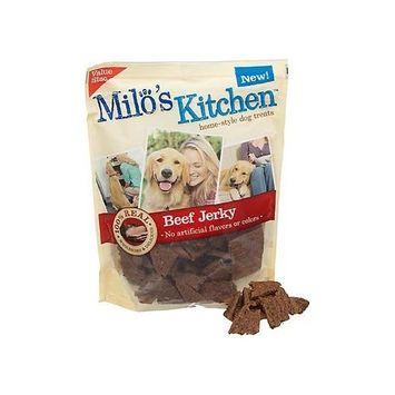 Milo's Kitchen Beef Jerky Dog Treats