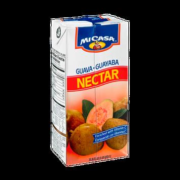 Mi Casa Guava Nectar