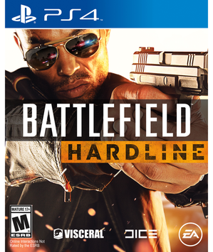 Electronic Arts Battlefield Hardline for Sony PS4