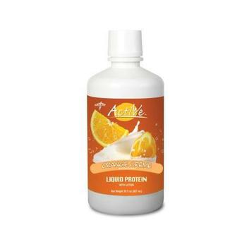 Medline Active Liquid Protein Nutritional Supplement