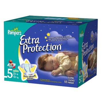 Pampers® Extra Protection