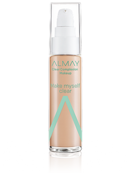 Almay  Clear Complexion™ Makeup