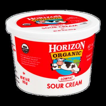 Horizon Organic Sour Cream Lowfat