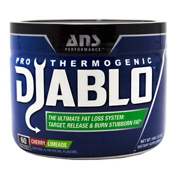 ANS Performance Diablo Pro Thermogenic, Cherry Limeade, 60 Servings