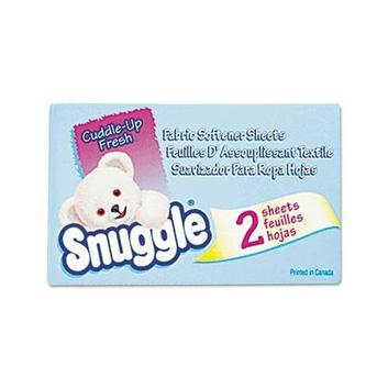 Snuggle Vending-design Fabric Softener Sheets