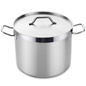 Cook N Home Cooks Standard Professional Grade 16-quart Stockpot with Lid