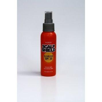 Nioxin Scalp Shield Sunblock SPF 20 Clear Mist Alcohol-Free 3.4 oz / 100ml