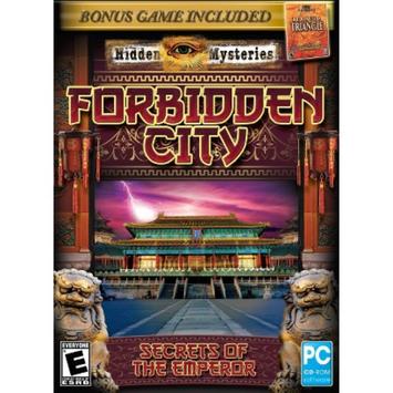 Navarre Hidden Mysteries Forbidden City (PC Games)