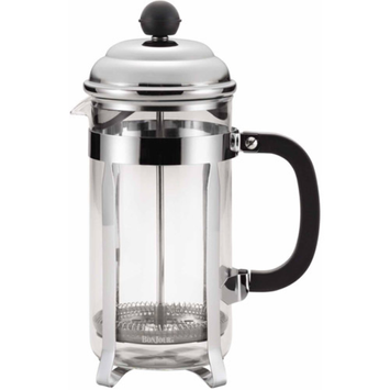 BonJour Coffee 8-Cup Bijoux French Press, Black