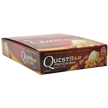 Quest Bar Apple Pie Protein Bars
