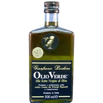Gianfranco Becchina Olio Verde Extra Virgin Olive Oil, 16.9oz