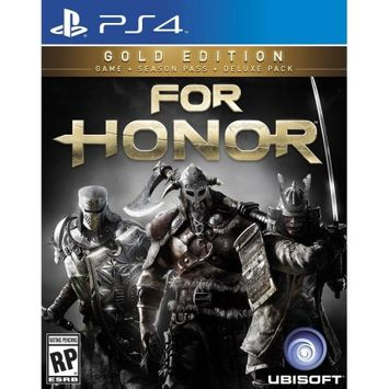 Ubisoft For Honor: Gold Edition Playstation 4 [PS4]