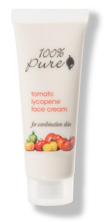 100% Pure Tomato Lycopene Face Cream