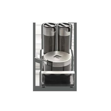 Berghoff International BergHOFF 1110509 Cubo 5 Piece Oil & Vinegar Set