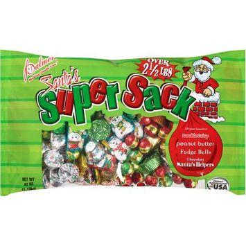 Palmer Santa's Super Sack Assorted Chocolates, 42 oz