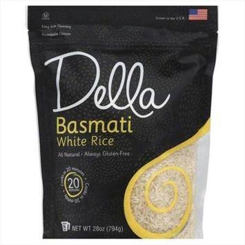 Della WHITE RICE, BASMATI, (Pack of 6)