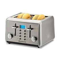 Toastmaster Stainless-Steel 4-Slice Toaster