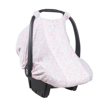 Bebe au Lait - Muslin Car Seat Cover (Posey) Accessories Travel