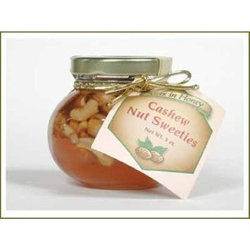 Nuts & Honey Cashews - 1-5oz Jar