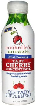 Michelle's Miracle Tart Cherry Concentrate Joint Formula - 16 fl oz - HSG-109256