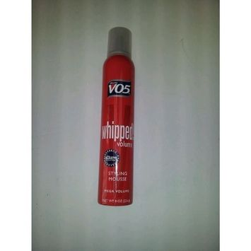 Vo5 Whipped Volume Styling Mousse 8 Oz by Alberto