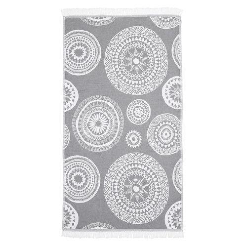 Linum Home Textiles Zarya Pestemal Beach Towel