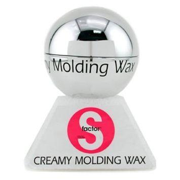 S-Factor Creamy Molding Wax, 1.76-Ounces
