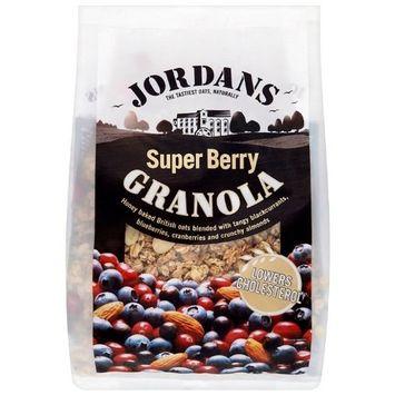 Jordans Super Berry Granola (600g)