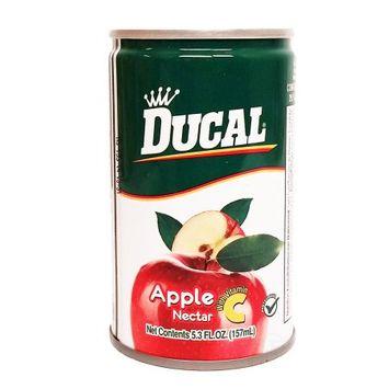 Ducal Apple juice 5.3 oz fl - Jugo de Manzana (Pack of 36)