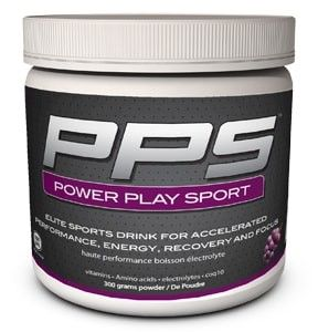 Innotech Nutrition Power Play Sport Aminos and Electrolytes Powder, Grape, 10.58 Oz