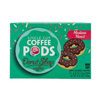 Donut Shop Single Serve Coffee Pods