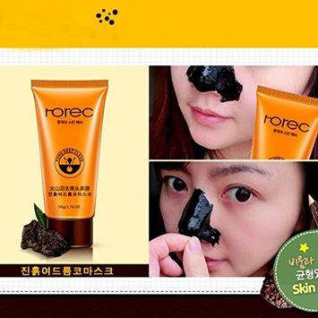Blackheads Remover Volcano Mud To Black Sets Of Shrink Pores T Area Care Group