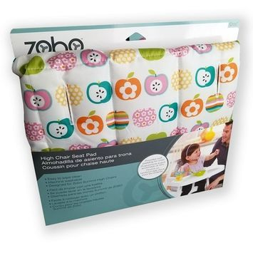 Zobo High Chair Seat Pad for Summit High Chairs