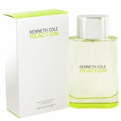 Kenneth Cole Reaction Cologne By Kenneth Cole Eau De Toilette Spray 3.4 oz
