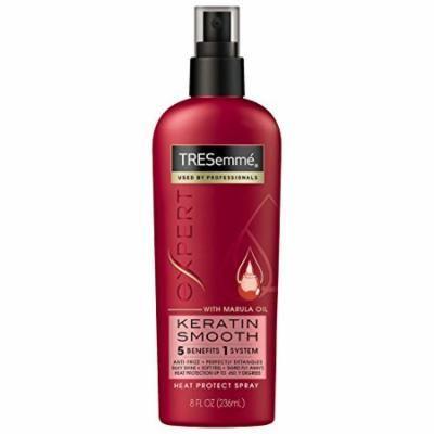 TRESemme Expert Heat Protection Spray, Keratin Smooth, 8 oz