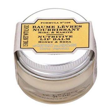 Le Couvent Des Minimes Formula No. 106 Honey & Shea Nutritive Lip Balm 0.5 oz (15 ml)