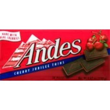Andes Cherry Jubilee- 3 Boxes (84 Pieces)