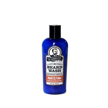 Colonel Conk Natural Beard Wash - Santa Fe Cedar Scent - 6 Ounces