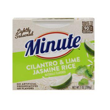 Minute Ready to Serve Cilantro & Lime Jasmine Rice 7oz