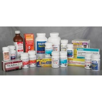 Medline Acetaminophen (Tylenol, Tylenol PM) - Suppositories, 650 mg - Qty of 12 - Model OTC6031260BX