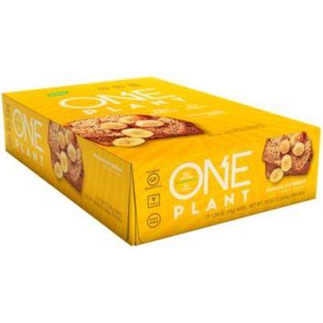 ONE Plant-Based Protein Bar - Banana Nut Bread (12 Bars)