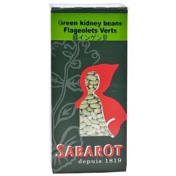 Green Kidney Beans (Flageolet) - Dried