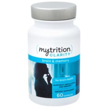 Brain And Memory (60 Capsules) by MyTrition at the Vitamin Shoppe