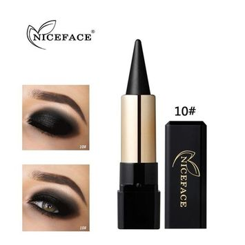 Sympath Beauty Waterproof Eyeliner Cream Eye Liner Pen Pencil Eye Shadow Gel Makeup (J)