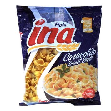 Ina Shells Noodle 7.05 oz (Pack of 1)