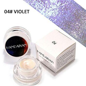 FTXJ Multifunctional Glitter Powder Shimmer Highlight Eye Shadow Lips Makeup Pallet