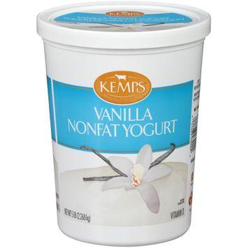 Kemps® Vanilla Nonfat Yogurt