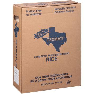 Texmati® Long Grain American Basmati Rice