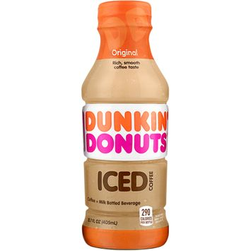 Dunkin' Donuts® Original Iced Coffee