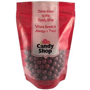 Candy Shop Purple 5/8 Inch Gumballs (1 Pound)